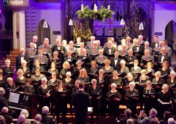 Kerstconcert 2017 m.m.v. Männergesangverein Laetitia Griethausen